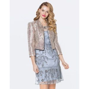 NWOT Alannah hill metallic tweed blazer